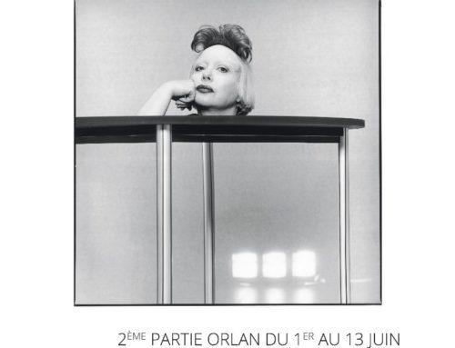 INVITATION conférence et vernissage ORLAN à Caen – Samedi 1er juin