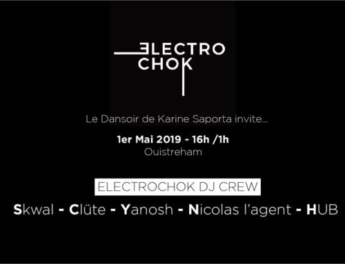 1er Mai exceptionnel avec Electrochok DJ Crew, lectures et théâtre vendredi 3 et dimanche 5 mai
