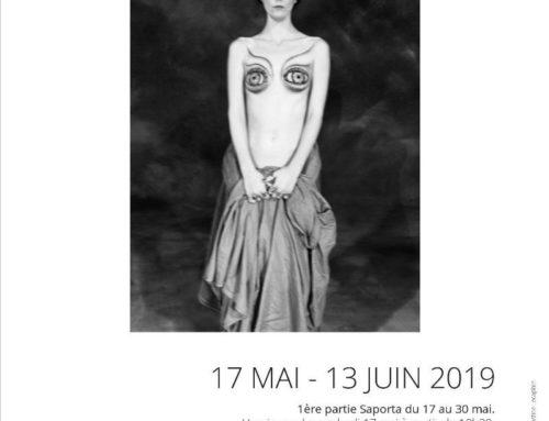 Karine Saporta, Exposition photographique et performances – CAEN