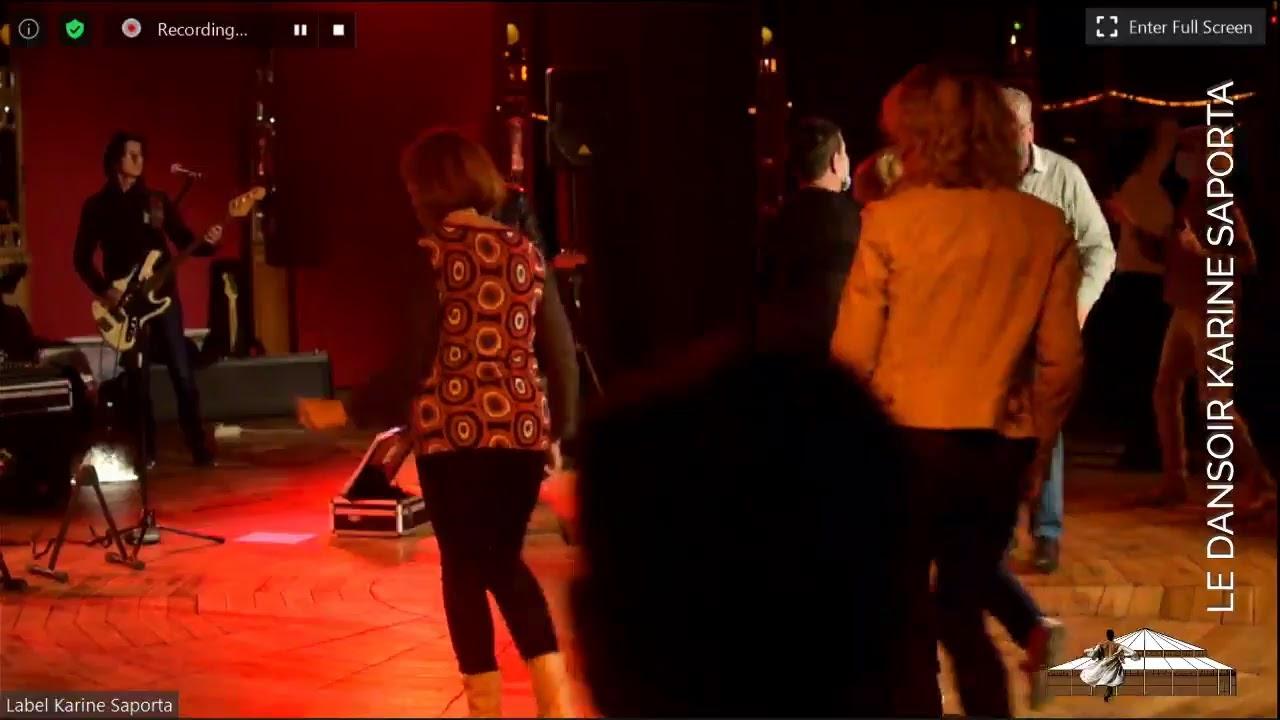 LDWTV - Anquetil Blues & co au Dansoir Karine Saporta - Seconde partie
