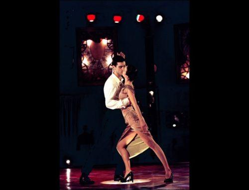 LDWTV – 'Le Cabaret Latin', spectacle chorégraphique de Karine Saporta