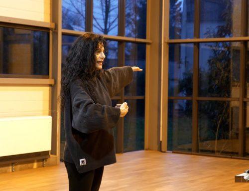 LDWTV –  Cours n° 3 – Technique Karine Saporta, les fondamentaux