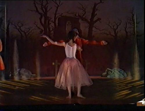 LDWTV – «Le Spectre ou Les Manèges du ciel», Karine Saporta – Date anniversaire de reprise