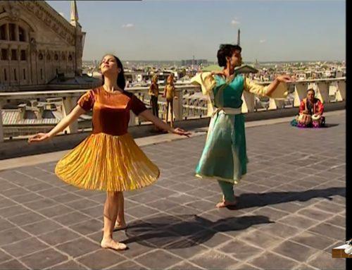 LDWTV – l'Inde en vitrine, spectacle chorégraphique de Karine Saporta