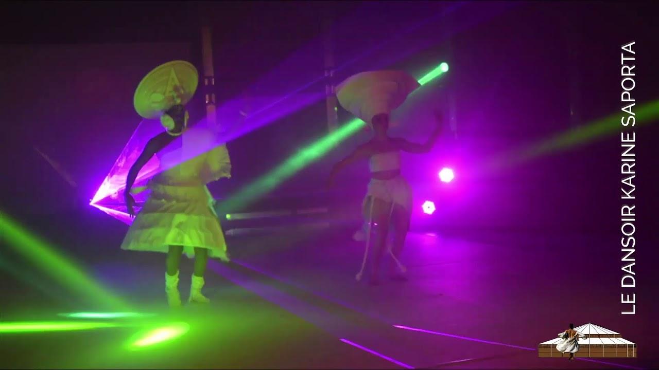 LDWTV - 'Petites pièces Créoles', spectacle chorégraphique de Karine Saporta en direct du Dansoir