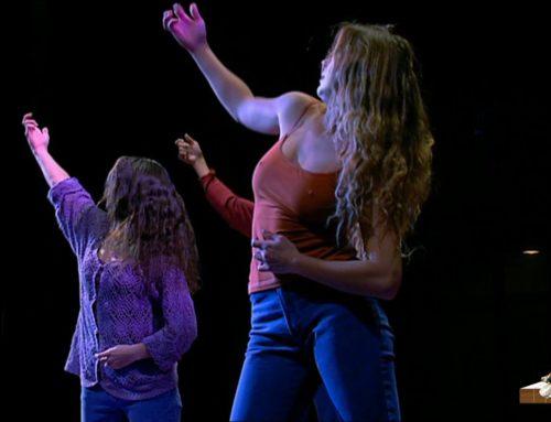 LDWTV – «Le Garage», spectacle chorégraphique de Karine Saporta