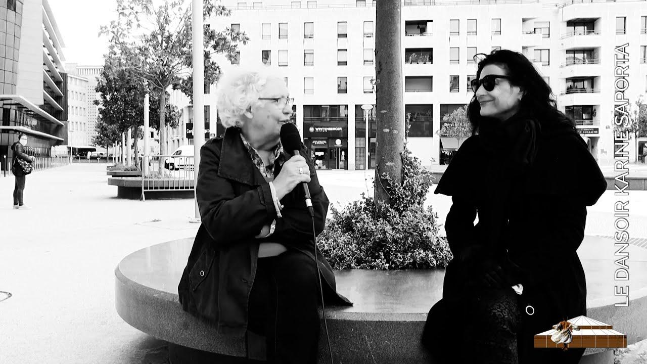 """""""Les idées en place"""" - Entretien de Karine Saporta avec Véronique Piantino, écrivaine et dramaturge"""