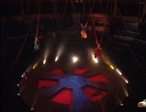 LDWTV – «Alegria», film documentaire autour de «L'or ou Le cirque de Marie» de Karine Saporta