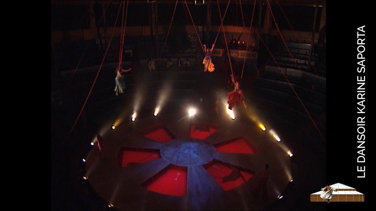 """LDWTV - """"Alegria"""", film documentaire autour de """"L'or ou Le cirque de Marie"""" de Karine Saporta"""