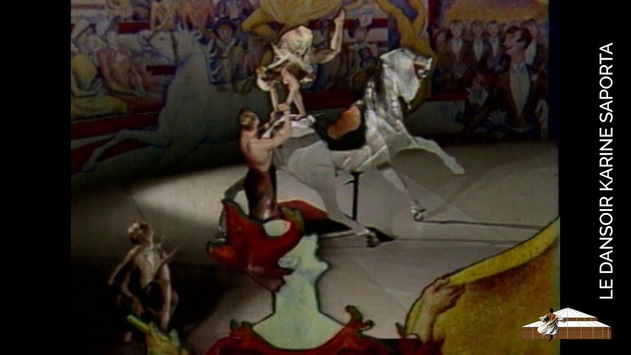 LDWTV -  ' Le Cirque de Seurat', suivi de 'Journal d'un artiste confiné'