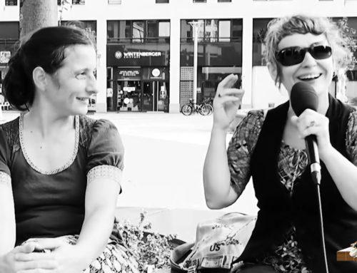 LDWTV – Entretien avec Cecile Blaizot et Élodie Fourré, de la Compagnie M'O Version 2 augmentée