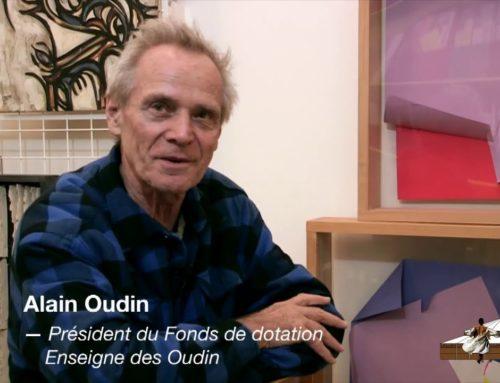 LDWTV – Reportage sur Alain Oudin, président du fonds de dotation 'Enseigne des Oudin'