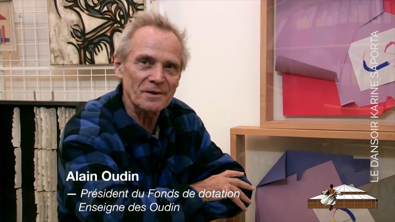 LDWTV - Reportage sur Alain Oudin, président du fonds de dotation 'Enseigne des Oudin'