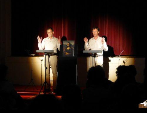 LDWTV – Focus sur Philippe Müller – Festival «Rencontres d'été – Théatre & Lecture en Normandie»