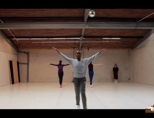 LDWTV – « Works in silence by Lucinda Childs », par la Cie Dance On Ensemble – Répétition