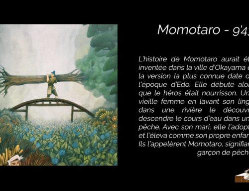 LDWTV – 'Chuu…t, écoute Martine' Il était une fois… Au pays du soleil-levant –  Martine Lebon