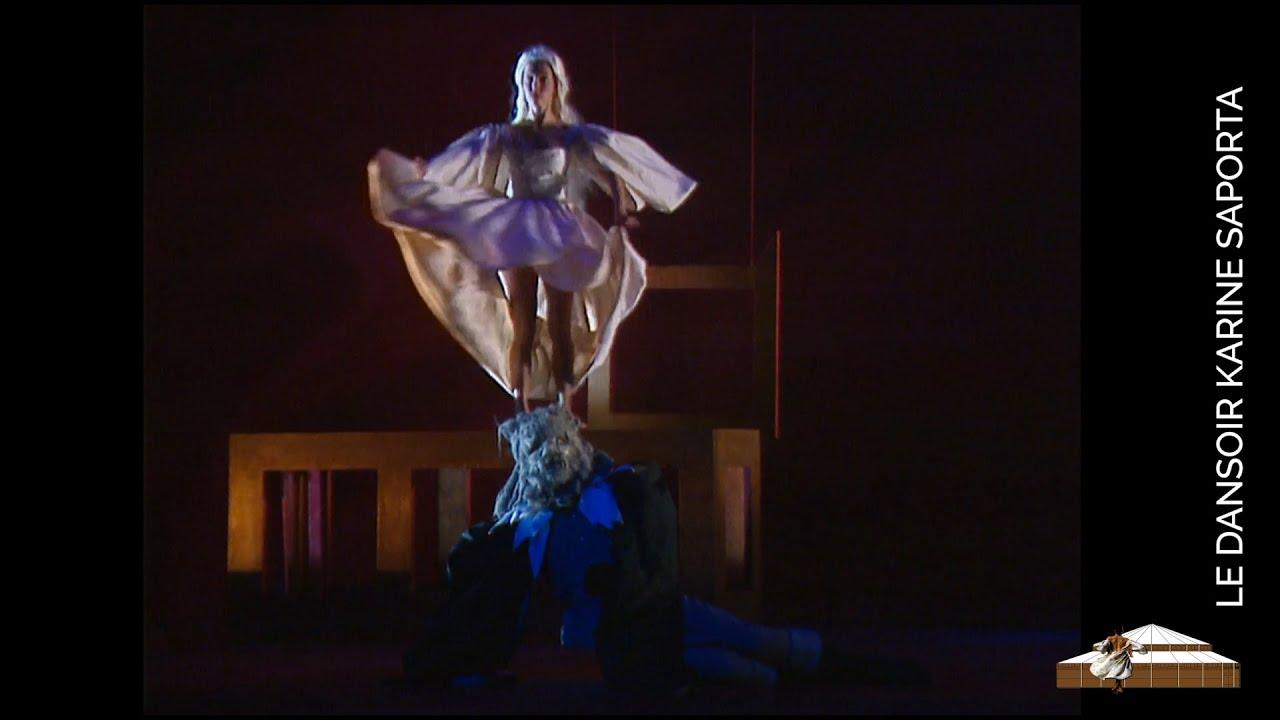 LDWTV –  'Le bal du siècle'  – Spectacle de Karine Saporta à l'ouverture du Festival de Cannes