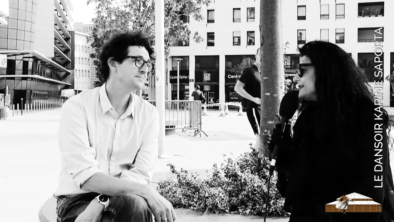 LDWTV - Rencontre de Karine Saporta avec Luc Brou, coordinateur d'Oblique/s
