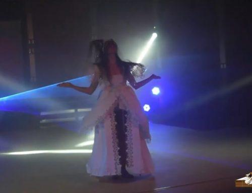 LDWTV  –  'Petites pièces Créoles', spectacle chorégraphique de Karine Saporta au Dansoir