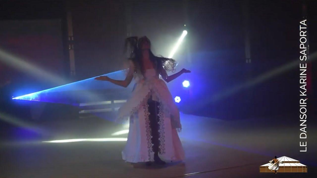 LDWTV  -  'Petites pièces Créoles', spectacle chorégraphique de Karine Saporta au Dansoir