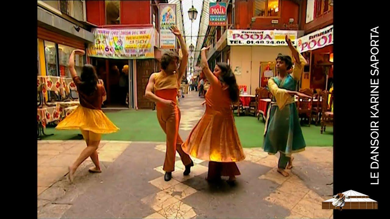 LDWTV - l'Inde en vitrine, spectacle chorégraphique de Karine Saporta