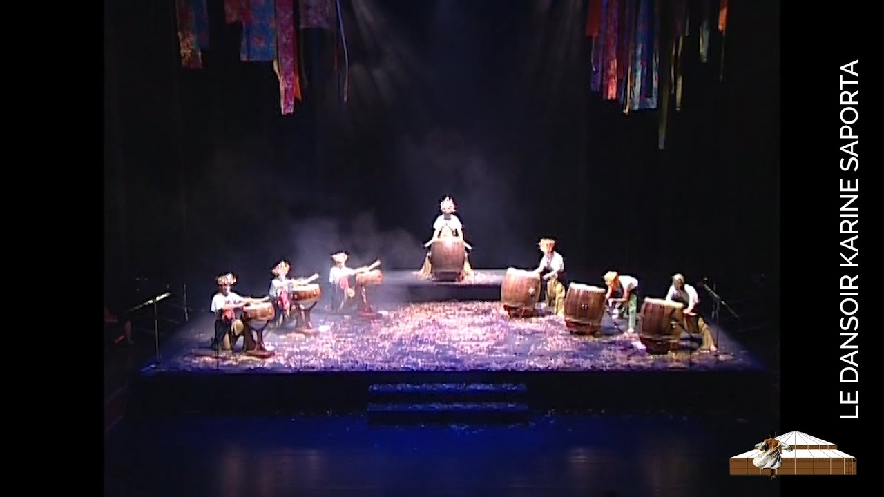 LDWTV -  Concert de flûtes + percussions aborigènes et taoïstes
