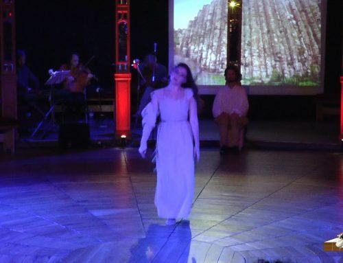 LDWTV – «Joy», Spectacle chorégraphique et musical de Karine Saporta & Mélanie O'Reilly