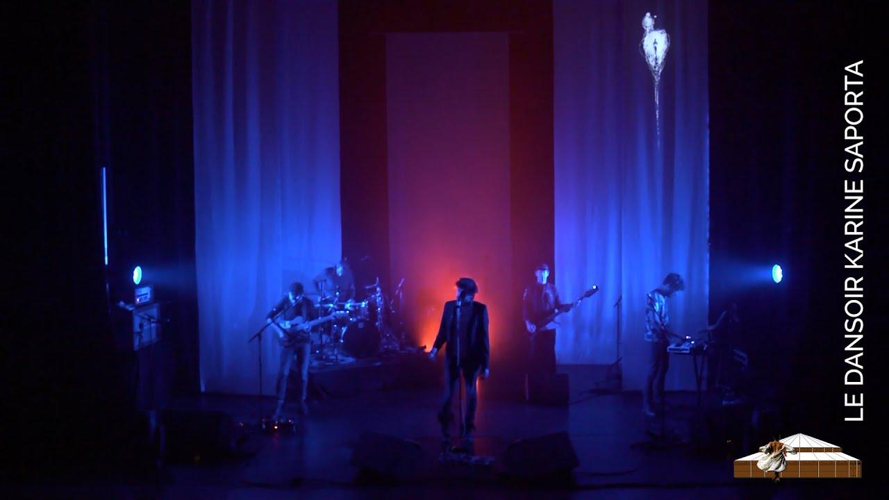 """LDWTV - KORTES - """"P.M.U."""", FILAGE. Résidence de création, Théâtre des Carmes, novembre 2020."""