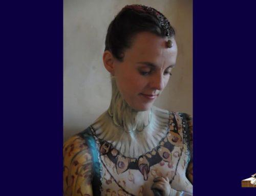 LE DANSOIR WEB TV – Une exposition et un reportage «Une leçon de cinéma » de Karine Saporta