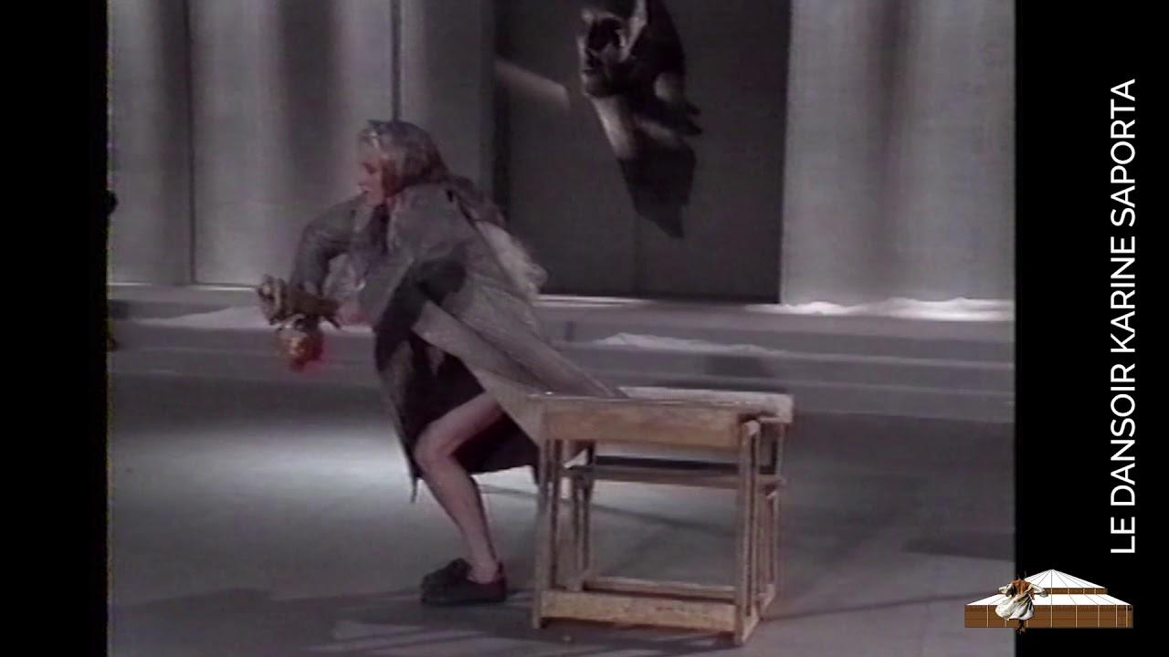 LDWTV -  La fiancée aux yeux de bois, spectacle chorégraphique de Karine Saporta