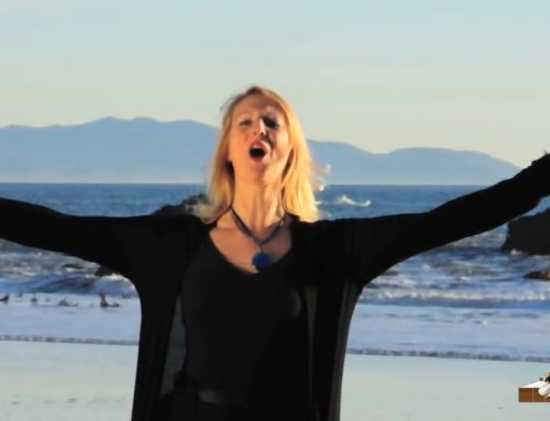 LWTV – Focus sur Mélanie O'Reilly, chanteuse irlandaise de jazz celtique