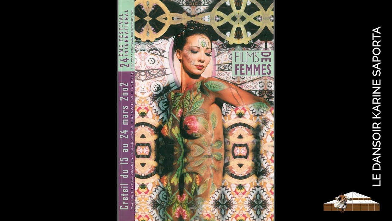 [LDWTV]  'Journal d'un artiste confiné', suivi d'un diaporama de photos, Karine Saporta