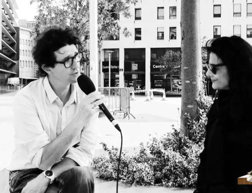 LDWTV – Rencontre de Karine Saporta avec Luc Brou, coordinateur d'Oblique/s