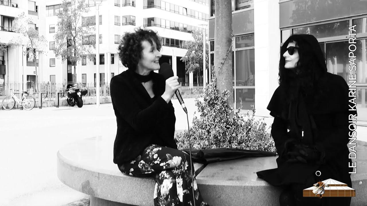 LDWTV - Entretien de Karine Saporta avec Marie Faggiano, danseuse et professeure de tango argentin