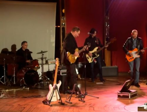 LDWTV – Captation en direct du Dansoir – Concert du groupe 'Thierry Anquetil & Co'