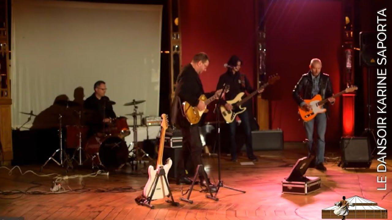 LDWTV - Captation en direct du Dansoir - Concert du groupe 'Thierry Anquetil & Co'