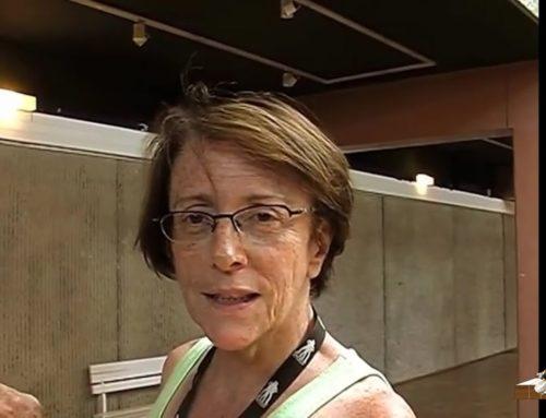 LDWTV – Documentaire «Une passeuse» de Claire Ruppli sur Jackie Buet – Directrice du Festival FIFF
