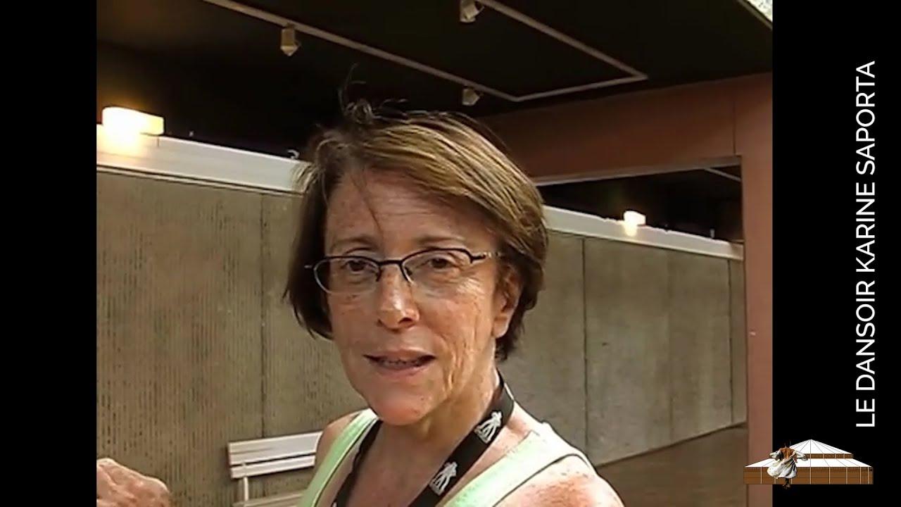 """LDWTV - Documentaire """"Une passeuse"""" de Claire Ruppli sur Jackie Buet - Directrice du Festival FIFF"""