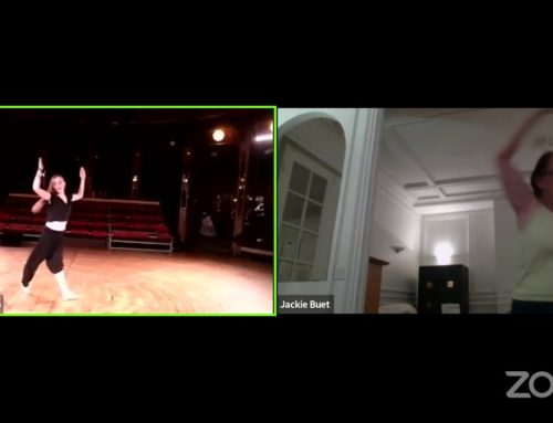 LDWTV – Cours de danse du Label Karine Saporta avec Teodora Fornari