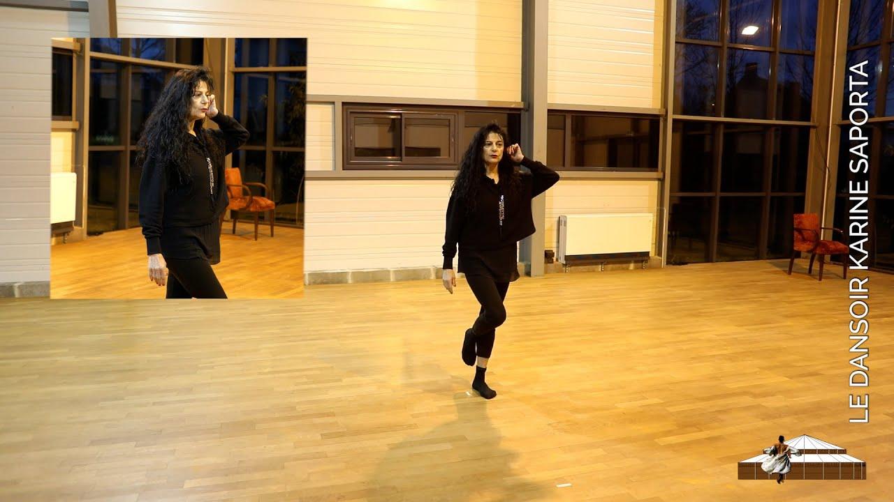 LDWTV - Cours n° 4 - Technique Karine Saporta, les fondamentaux