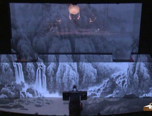 LDWTV – «Tam Taî», spectacle musical et chorégraphique de Karine Saporta