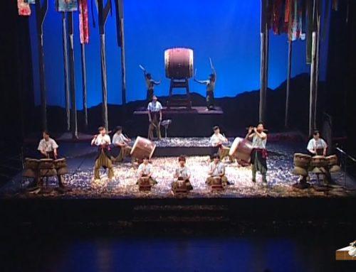 LDWTV –  Concert de flûtes + percussions aborigènes et taoïstes
