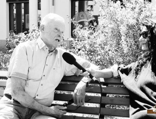 LDWTV – Émission 'Les idées en place', réalisation Geneviève Heuzé – Interview d'Arthur Plasschaert