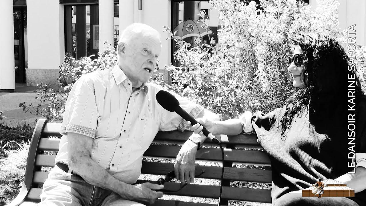 LDWTV - Émission 'Les idées en place', réalisation Geneviève Heuzé - Interview d'Arthur Plasschaert
