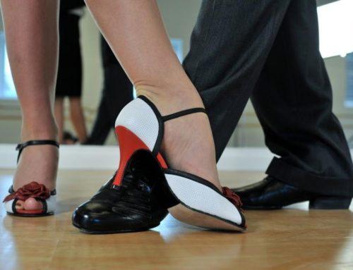 LDWTV – «Tango, de la marche au croisé» – Avec Marie Faggiano, professeur de tango