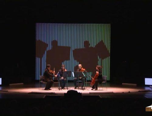 LE DANSOIR WEB TV –  Note +, concert avec le quatuor Thymos, à la Cité de la Musique