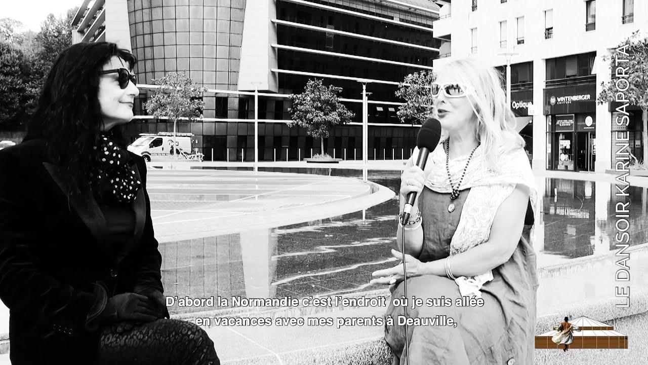 LDWTV - 'Les Idées en Place', interview de Mélanie O'Reilly - Réalisation Geneviève Heuzé