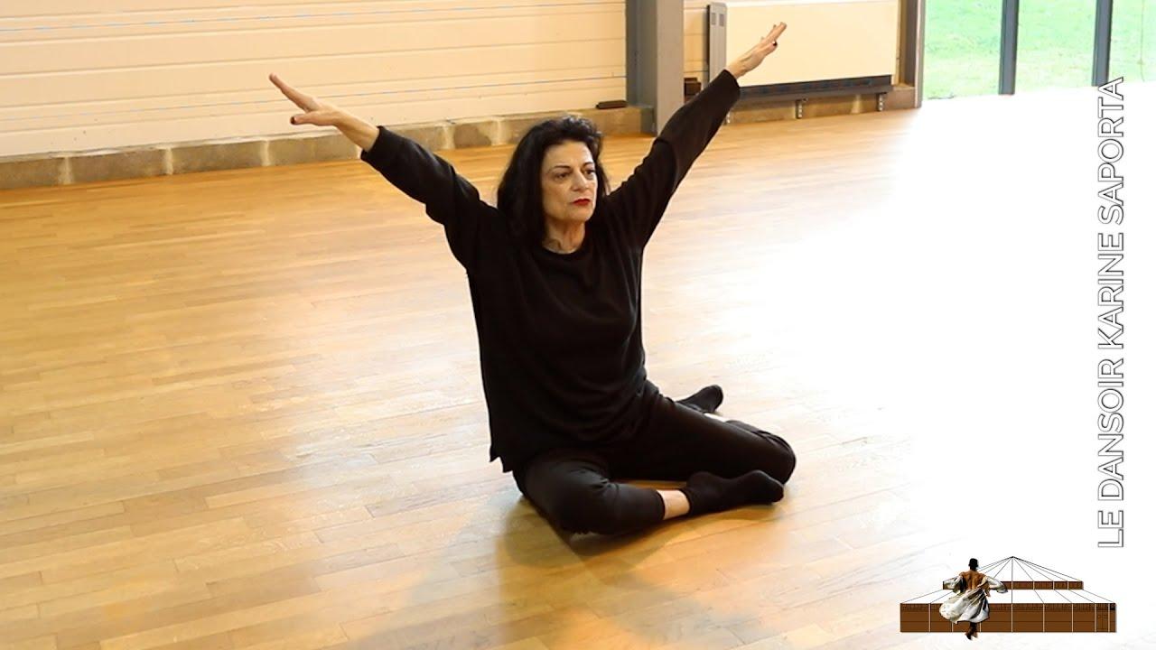 LDWTV -  Cours n° 8 - Technique Karine Saporta, les fondamentaux