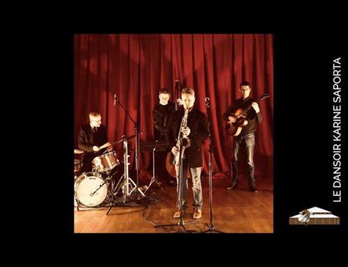 [LDWTV] – Concert bal swing avec le CAMION JAZZ et le SAVOY SWING QUARTET