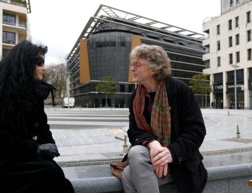 LDWTV –  Entretien avec Patrick Roussel, directeur adjoint de l'Artothèque de Caen
